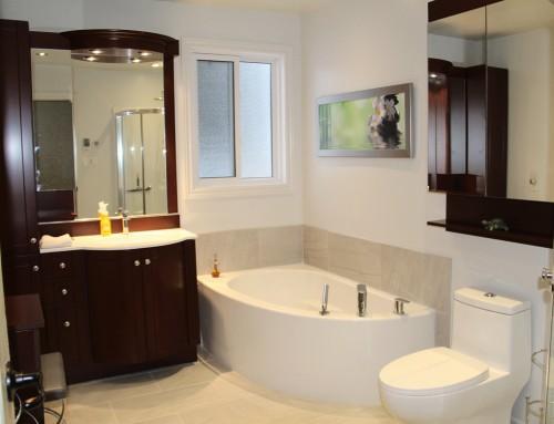 Salle de bain Langlais